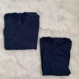 🌈5/$25🌈 bundle fruit  loom shirts S/M